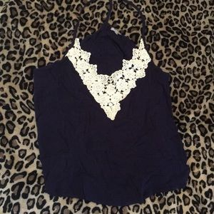 Charlotte Russe 💙 Tank Top